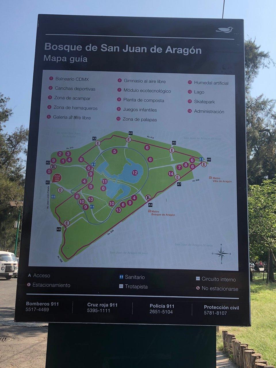 Bosque De San Juan De Aragon Mexico City 2020 All You