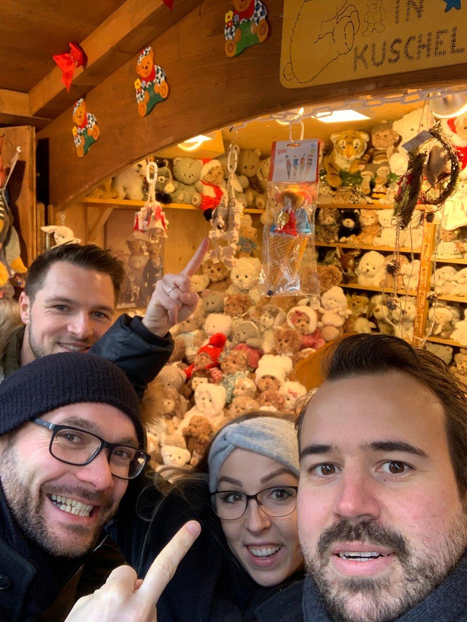 Freunde finden in Wien - BuddyMe