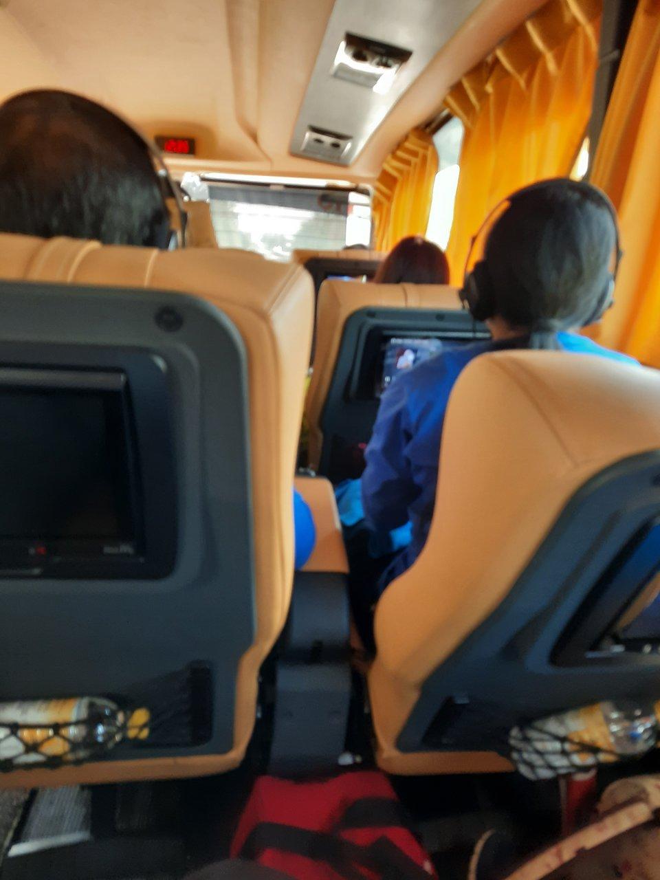 Aeroline bus