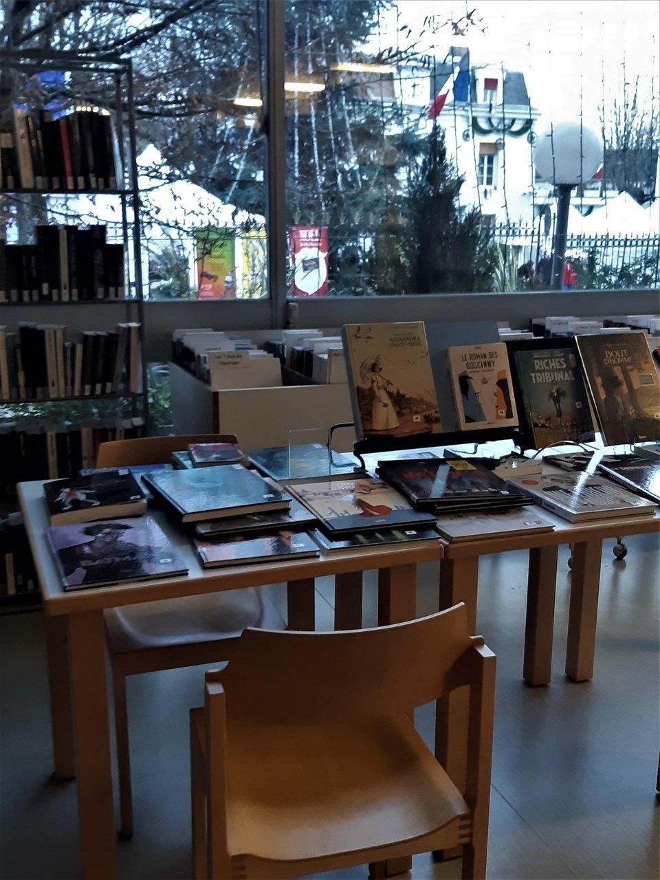 Bibliothèque De Fontenay Sous Bois bibliotheque guy de maupassant (neuilly-plaisance) - 2020