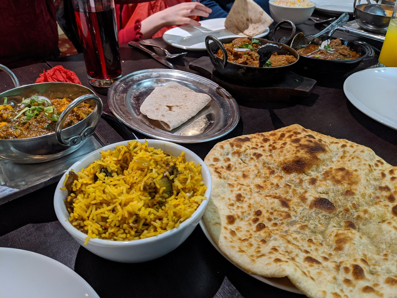 The 10 Best Indian Restaurants In York Updated January 2020