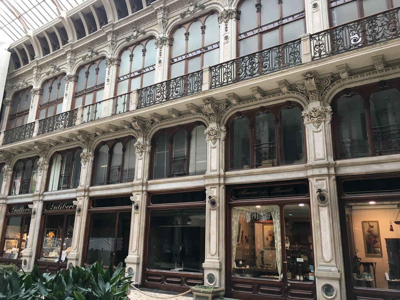 Galleria Subalpina Torino Italija Komentari Tripadvisor