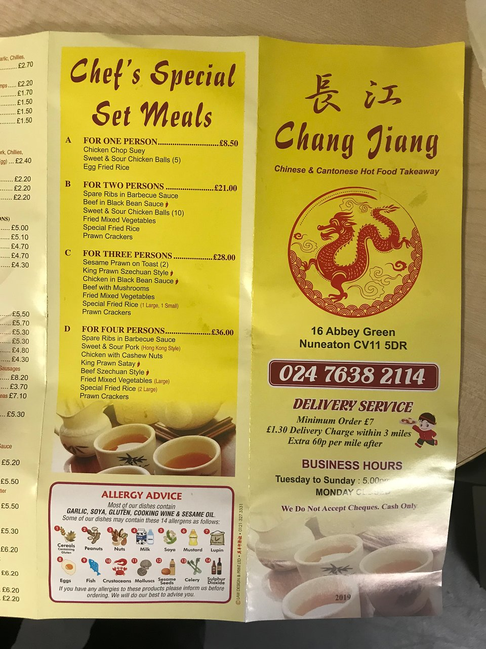 The 10 Best Chinese Restaurants In Nuneaton Updated January