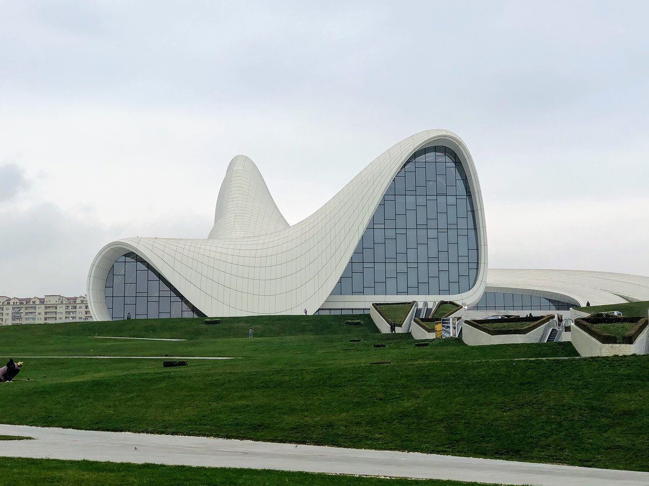 Heydar Aliyev Cultural Center Baku 2020 All You Need to