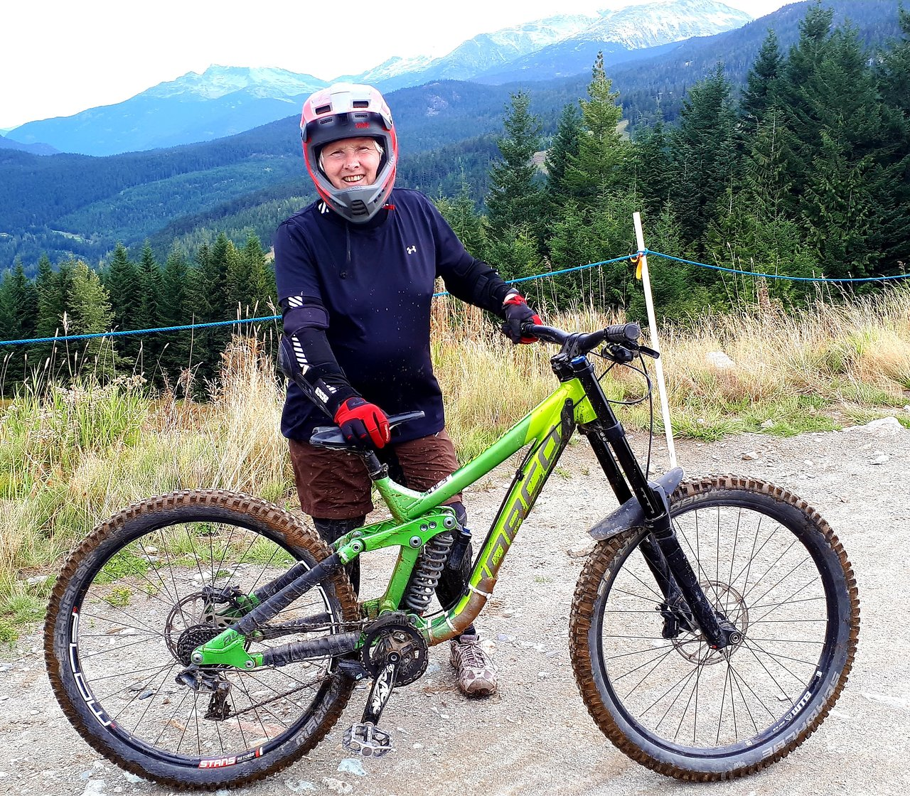 mounten bike
