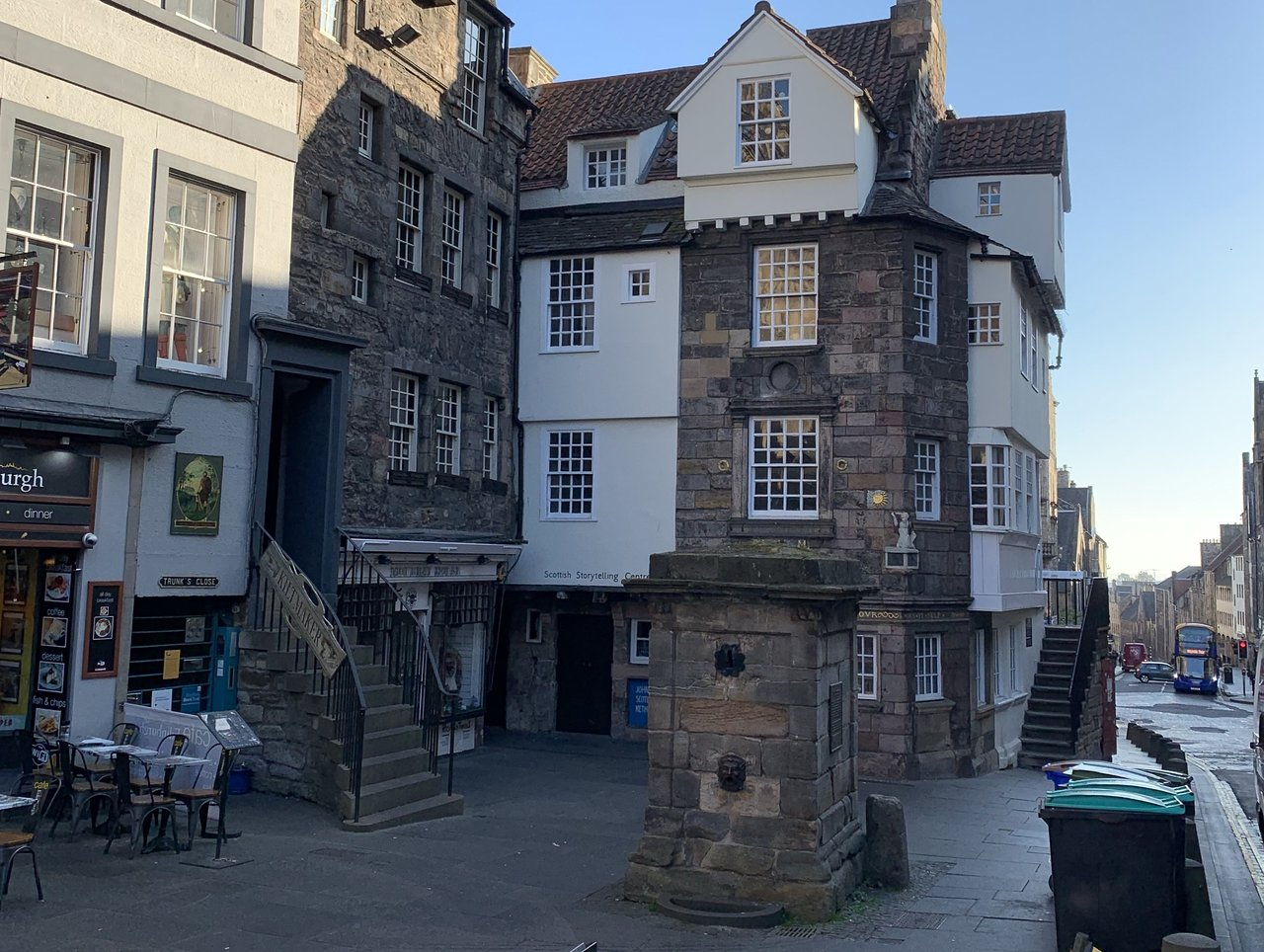 John Knox House Museum (Edinburgh) - 2020 All You Need to Know ...