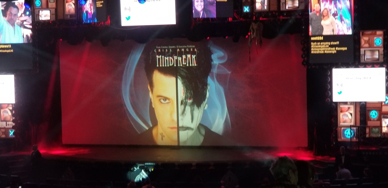 Angel From Holly's World criss angel mindfreak (las vegas) - 2020 all you need to