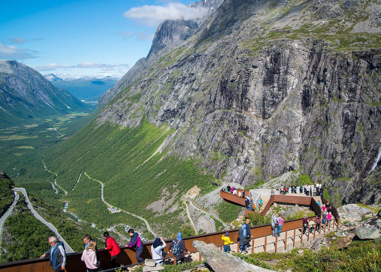Trollstigen Vestlandet Norge Anmeldelser Tripadvisor