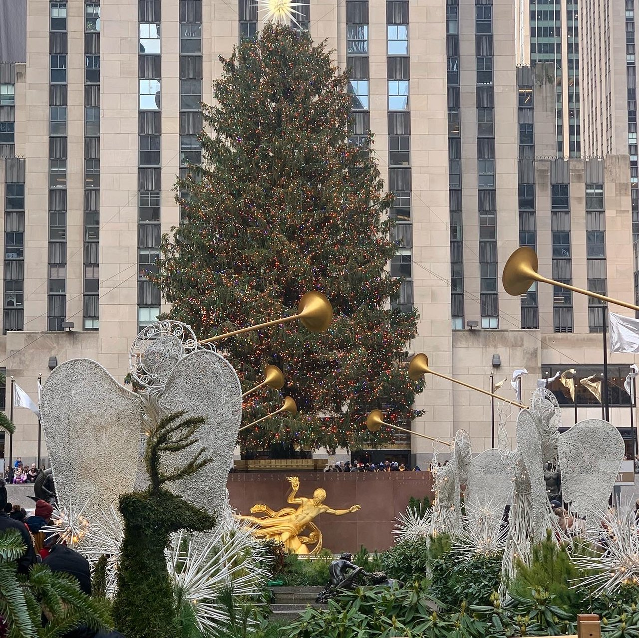 Kennedy Plaza Christmas Tree Lighting 2021 Rockefeller Plaza Manhattan New York City 2021 What To Know Before You Go With Photos Tripadvisor