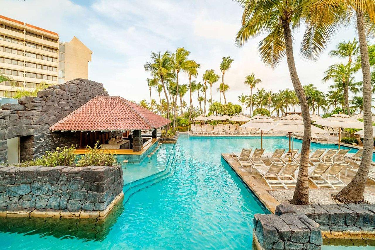hyatt regency casino and resort aruba