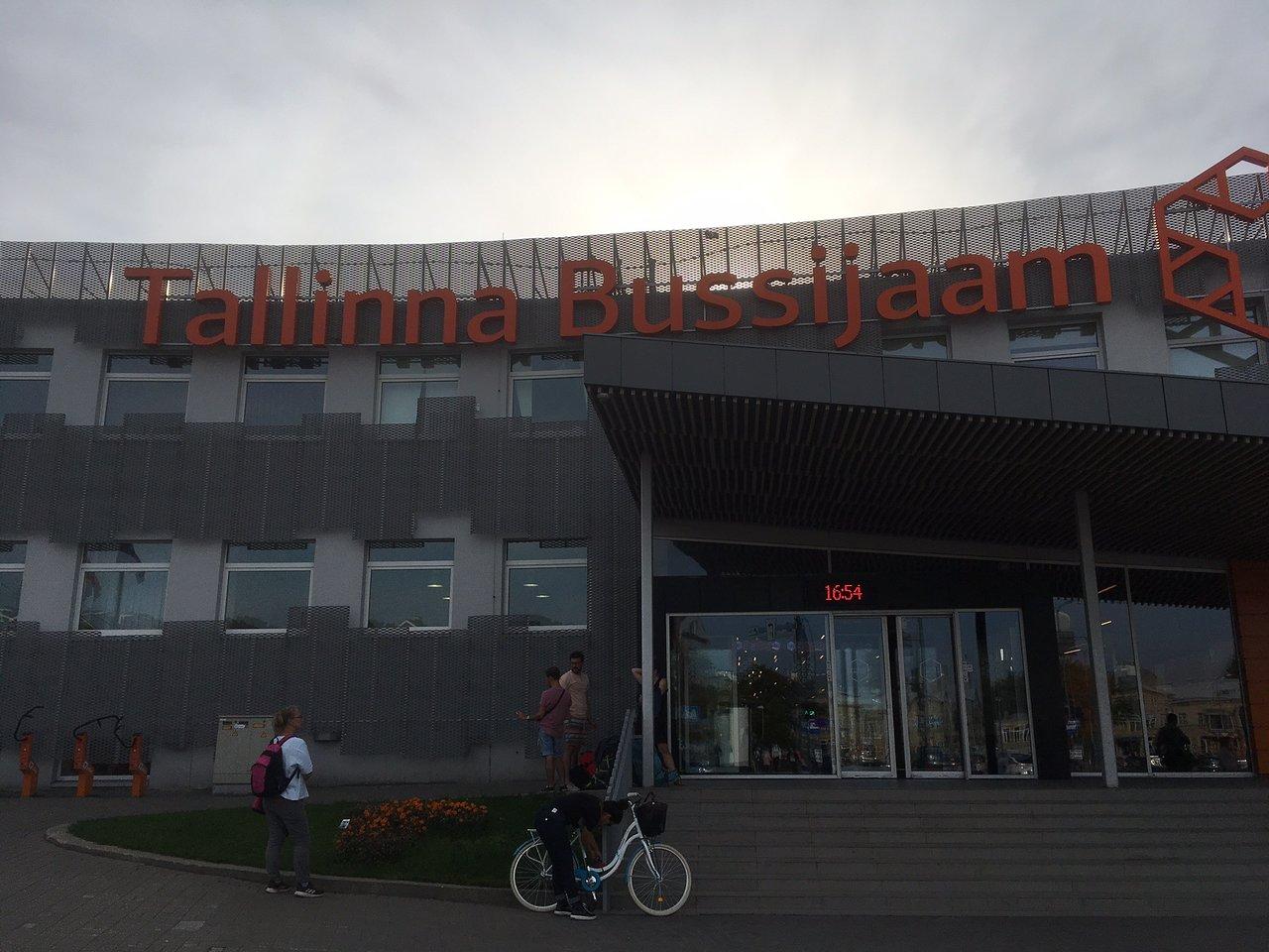 Tallinna Bussijaam Viro Arvostelut Tripadvisor