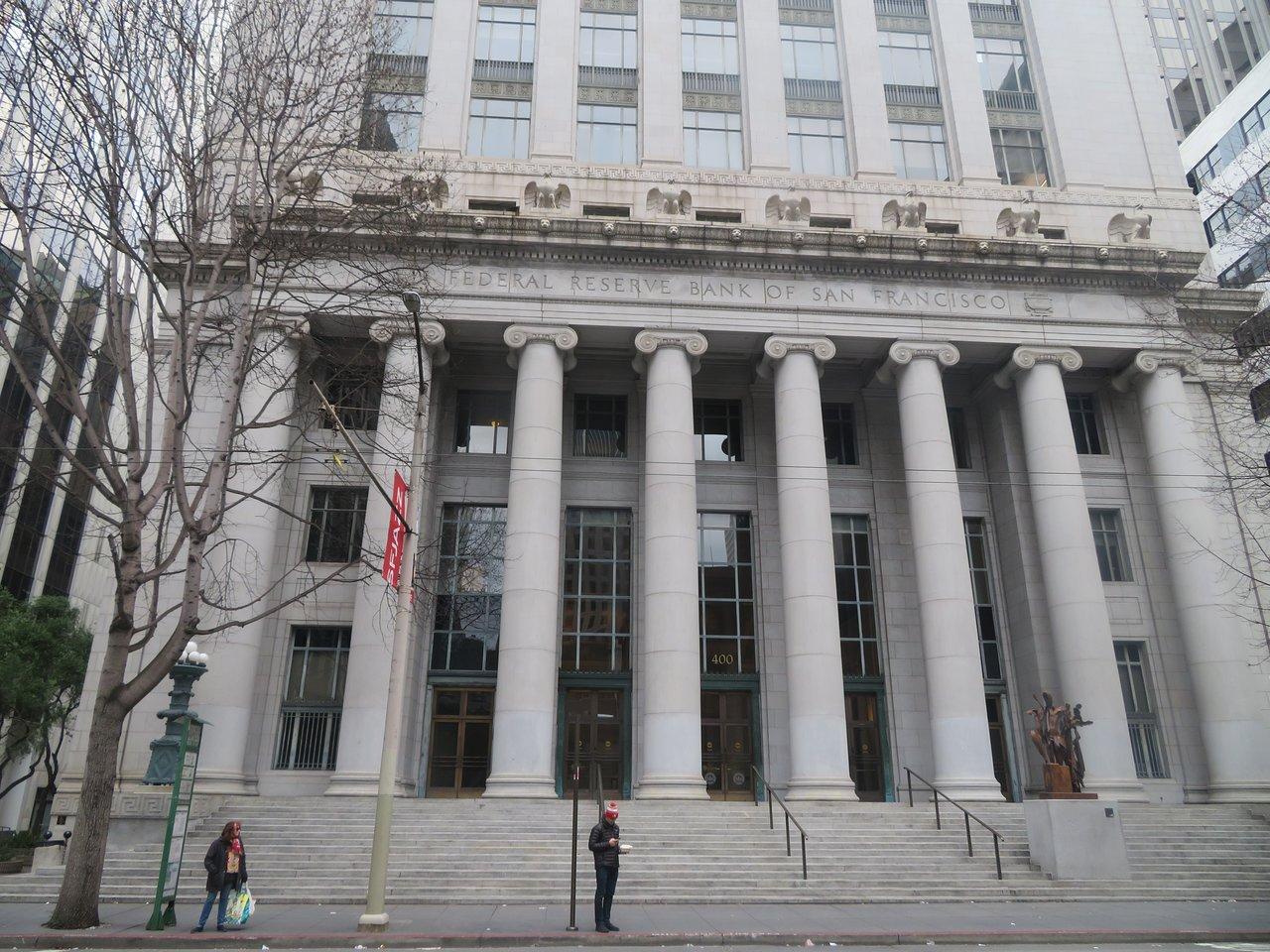 Federal Reserve Bank Building San