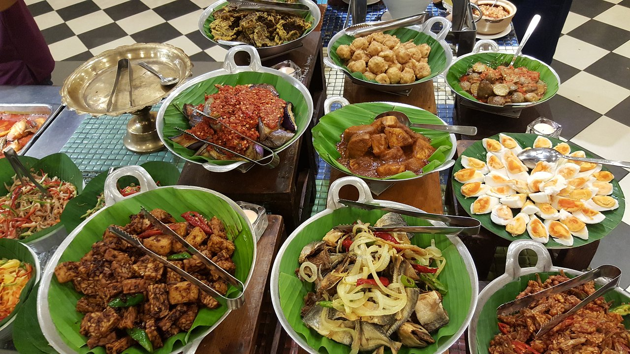 Food Picture Of Restoran Rebung Chef Ismail Kuala Lumpur Tripadvisor
