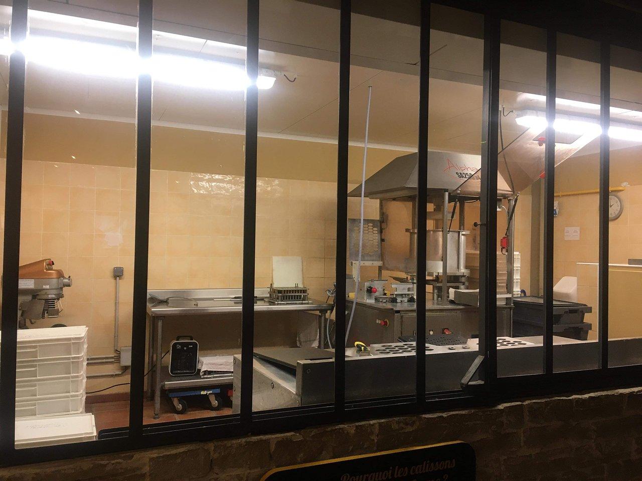 Alu Design Vaison La Romaine musee du nougat fabrique arnaud soubeyran (montelimar