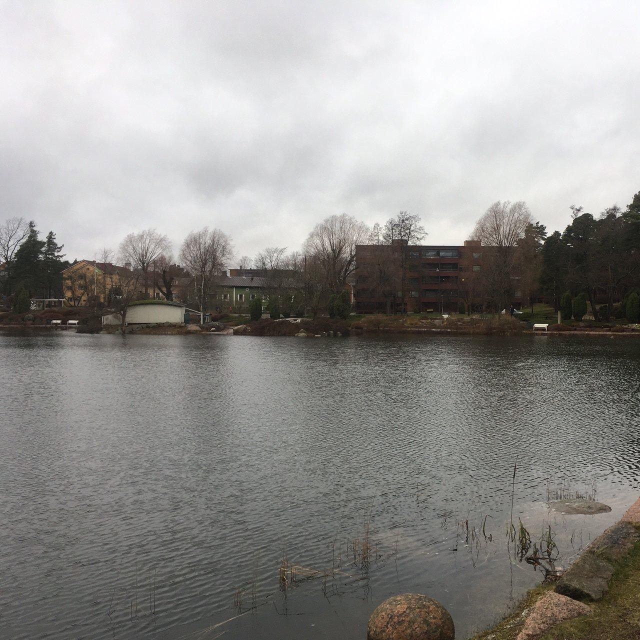 Sapokka Water Garden Kotka Suomi Arvostelut