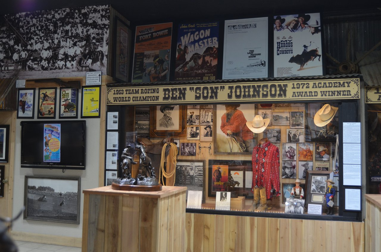 The Ben Johnson Cowboy Museum Pawhuska 2020 All You Need To