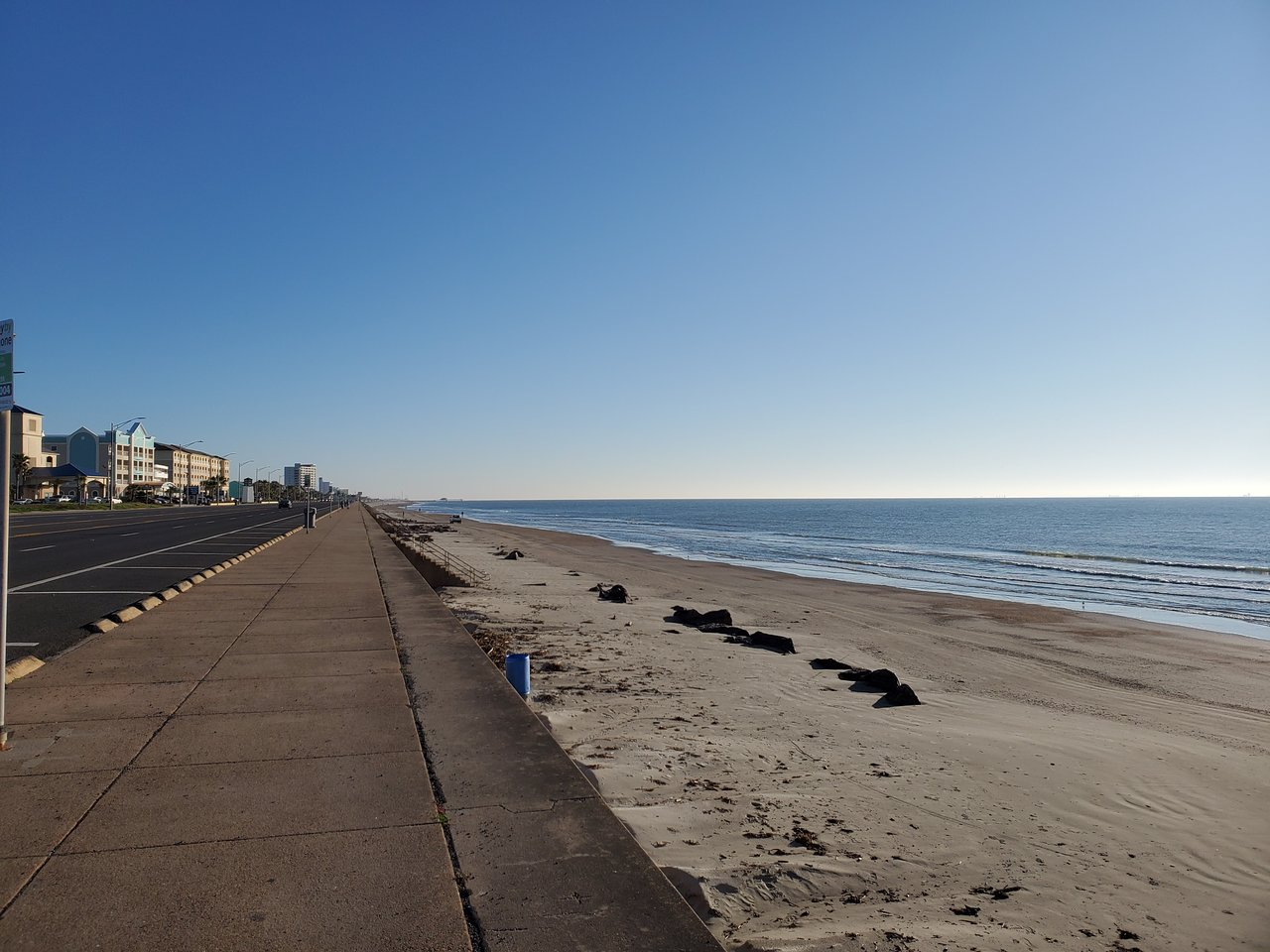 The Seawall Galveston 2020 All You