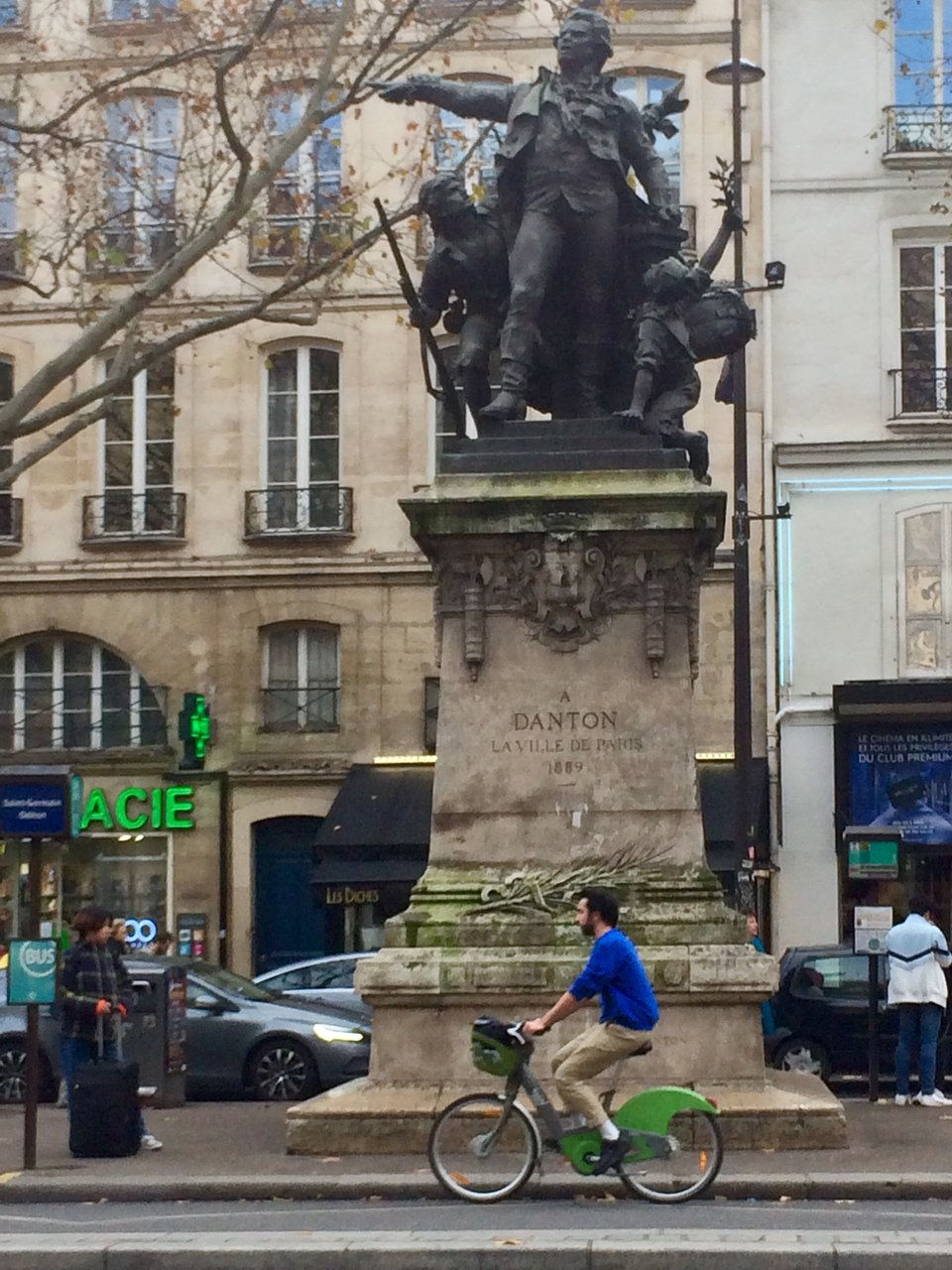 Georges Danton statue of danton (paris) - 2020 all you need to know before