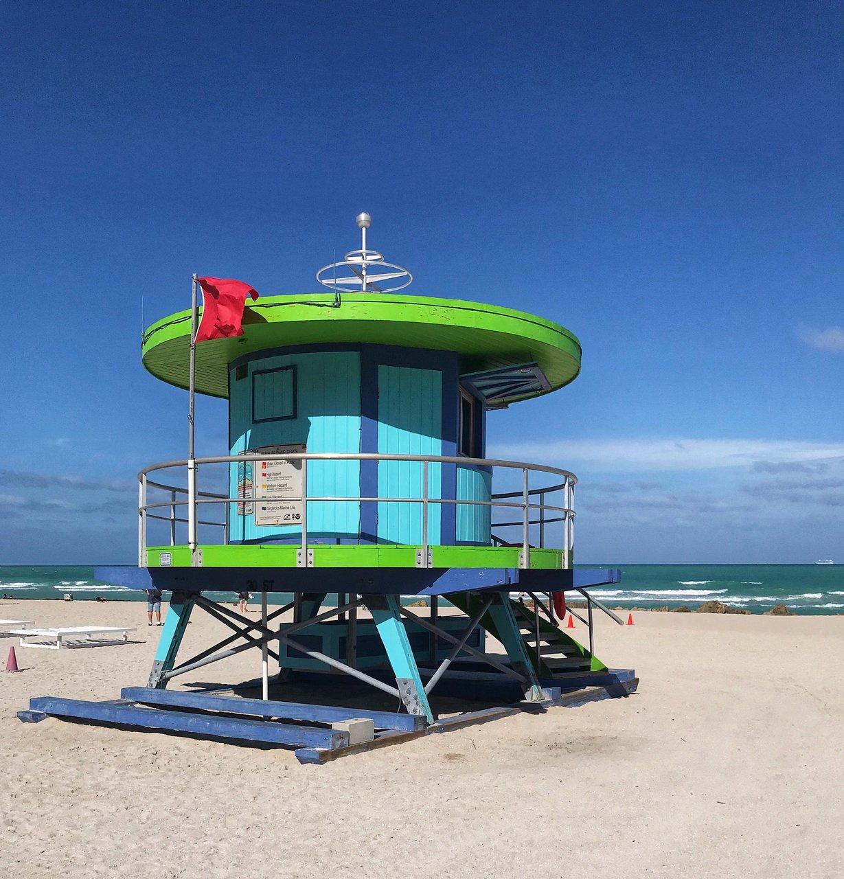 Miami Beach Boardwalk 2020 All You