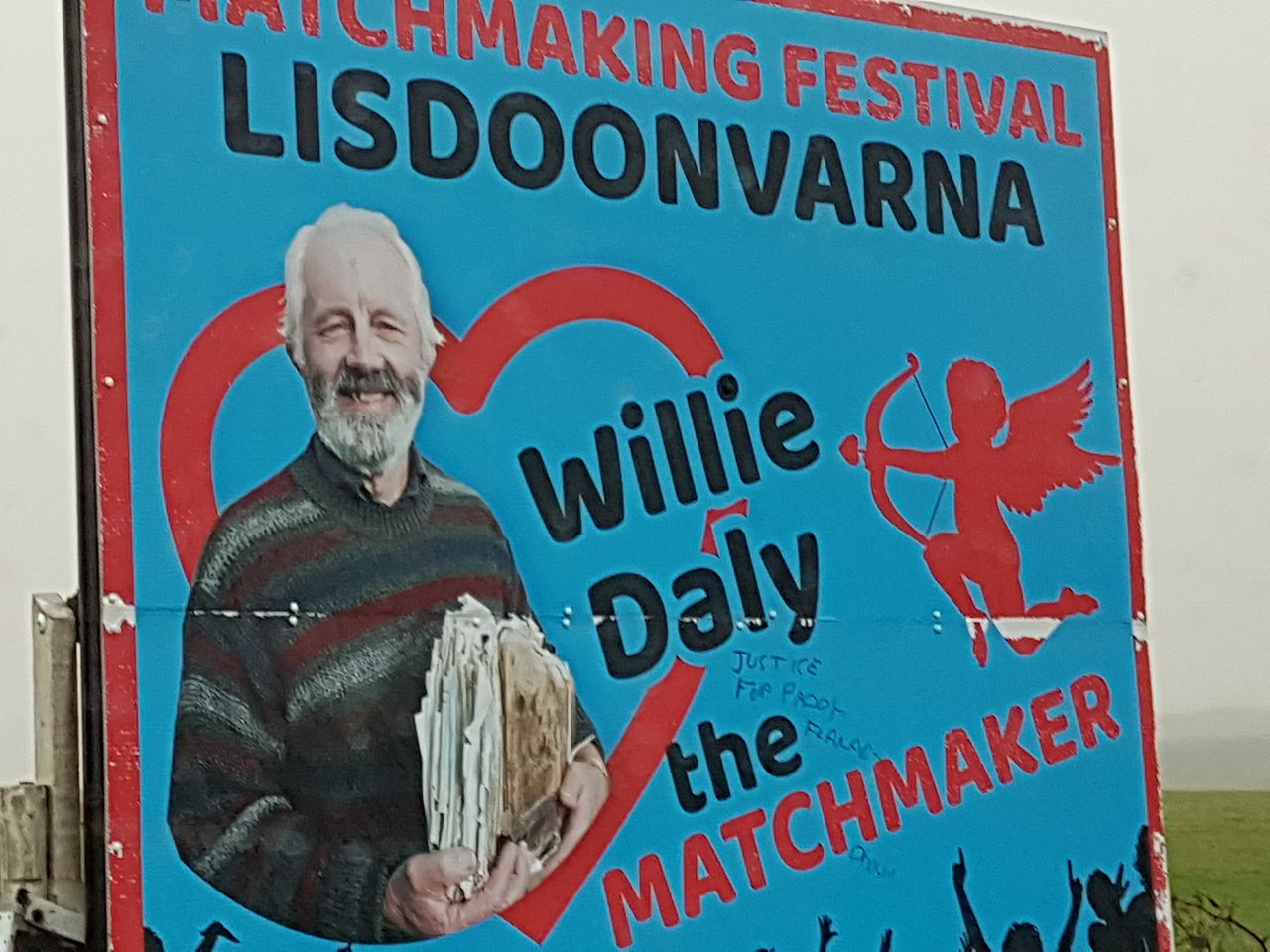 Lonely hearts long for trip to matchmaking weekend