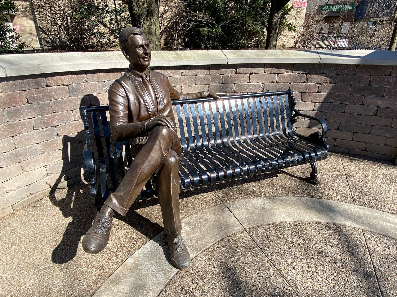 Mister Rogers Park Bench Latrobe 2020 All You Need To Know Before You Go With Photos Tripadvisor