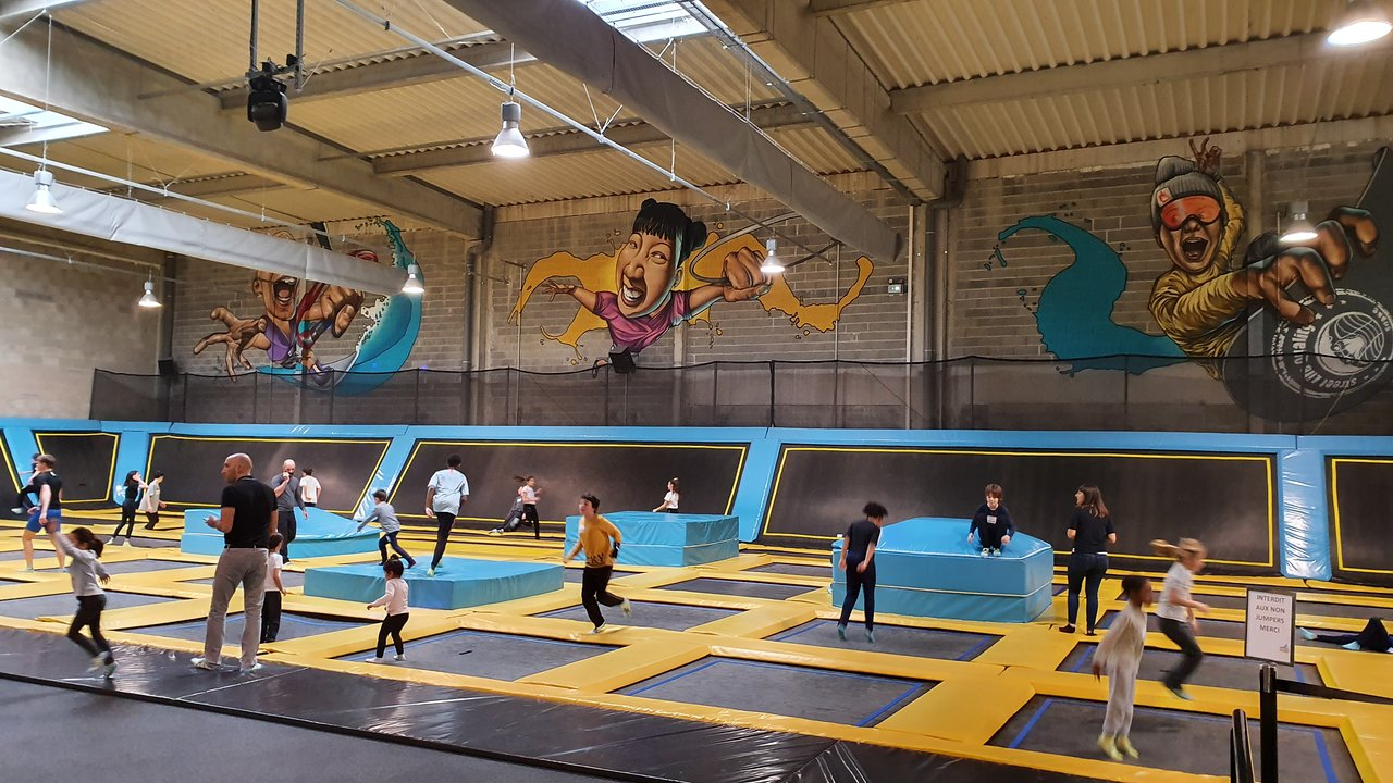 Trampoline Park Toulouse 2020 All You Need To Know Before You