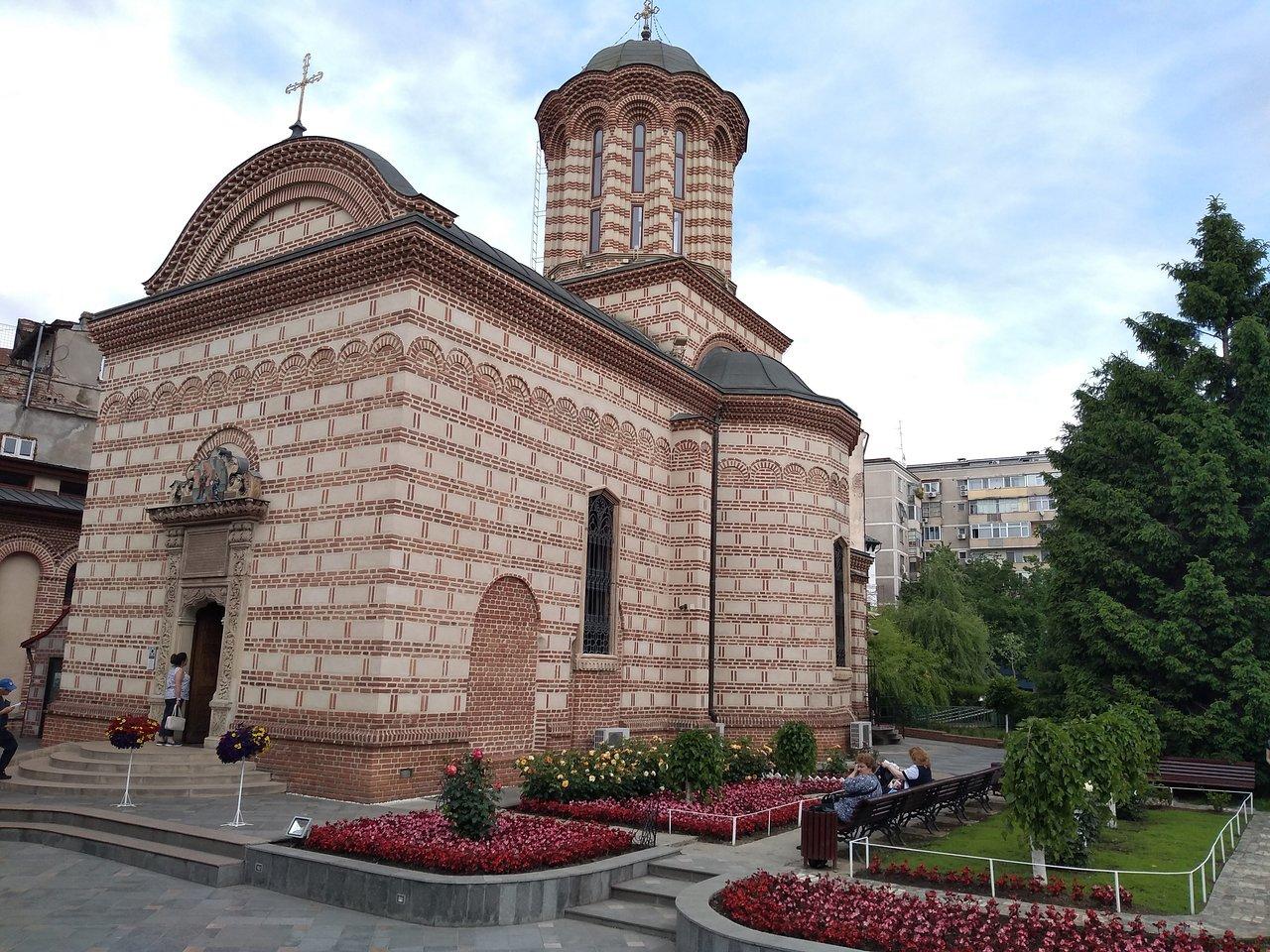 Biserica Sfantul Anton Curtea Veche Bucharest Tripadvisor