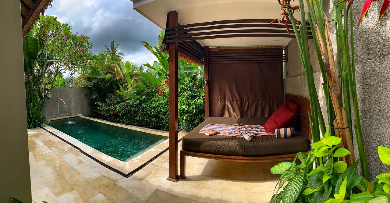 Anusara Luxury Villas 46 6 4 Prices Villa Reviews Ubud Bali Tripadvisor