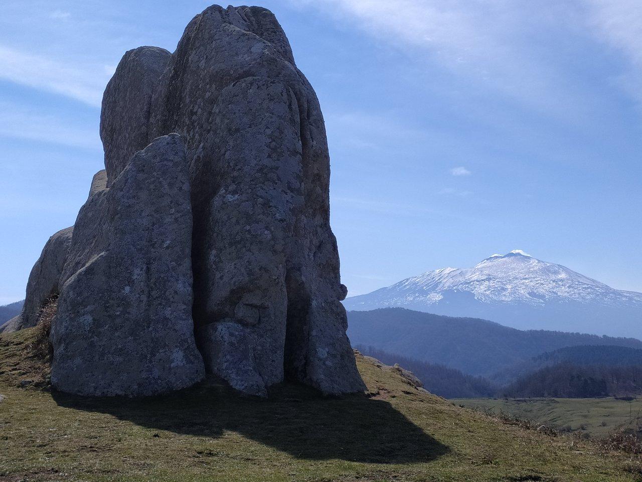 Megaliti dell'Argimusco (Montalbano Elicona) - Aktuelle 2020 ...
