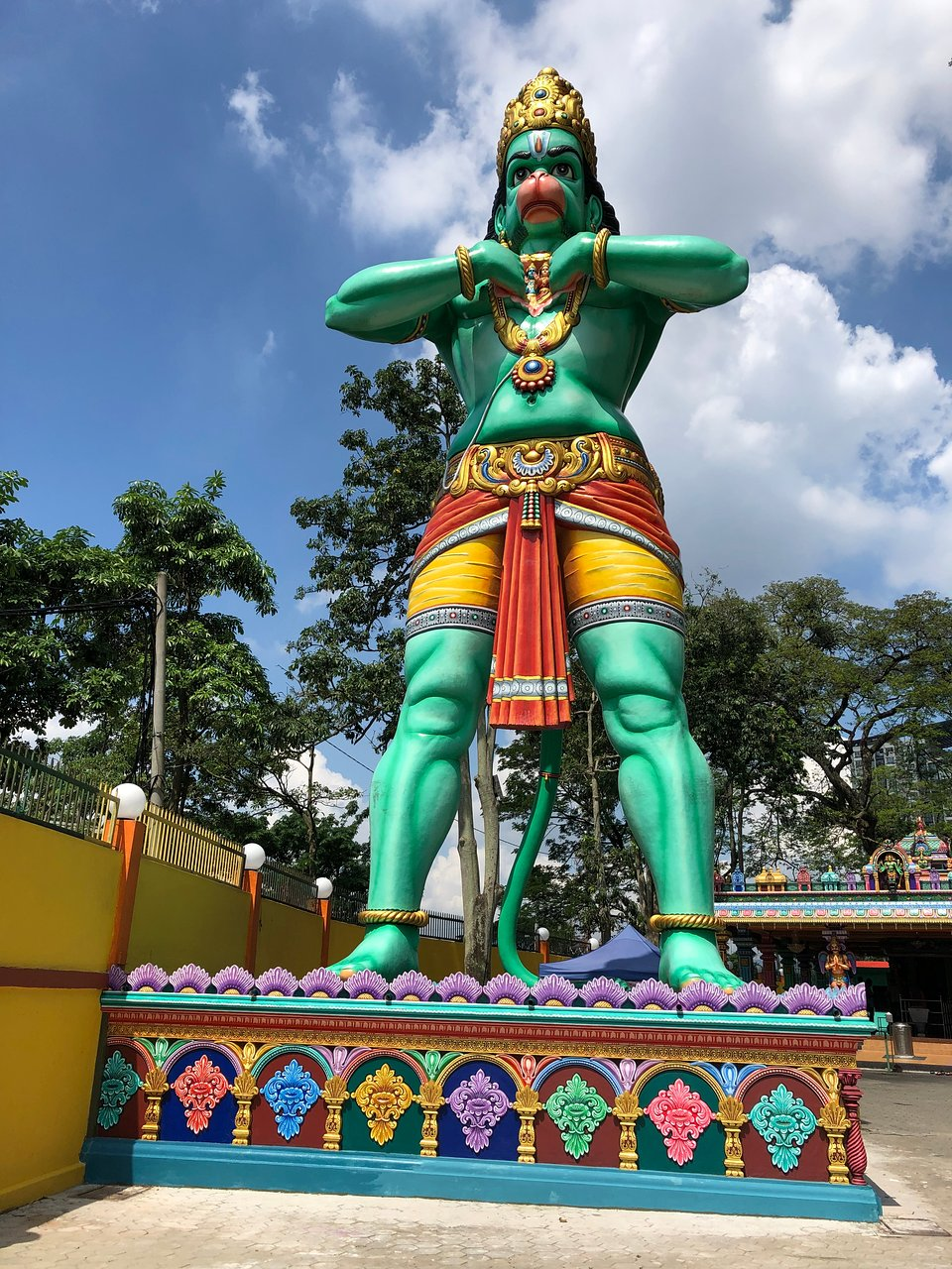 Hanuman Statue (Batu Caves) - 2020 All You Need to Know BEFORE You ...