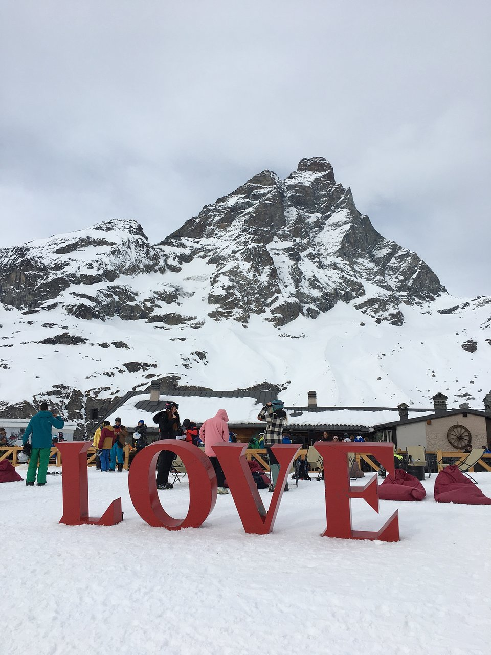 Cervino Breuil Cervinia Ski Area Italia Arvostelut