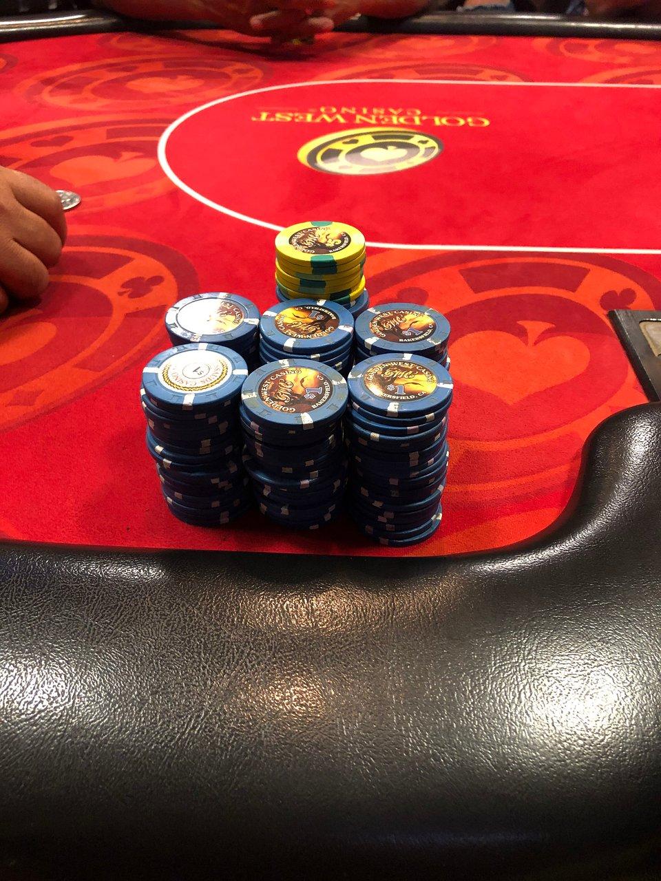 golden west casino slots