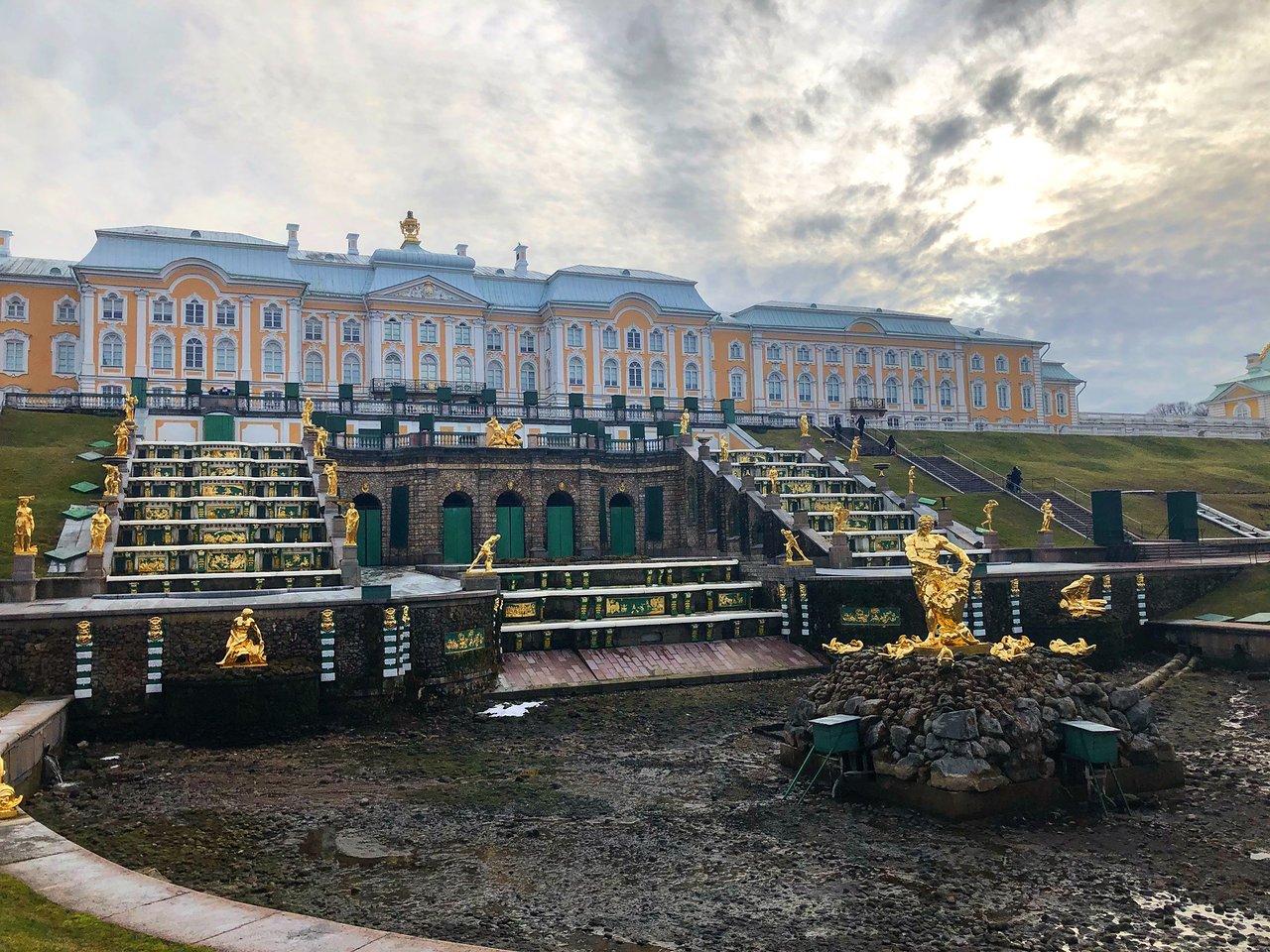 Grand Peterhof Palace Venaja Arvostelut Tripadvisor