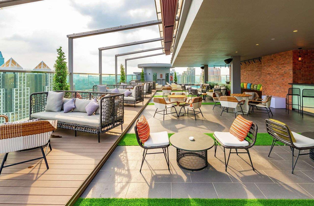 Hilton Garden Inn Kuala Lumpur Jalan Tuanku Abdul Rahman South R M 9 7 Rm 85 Updated 2020 Hotel Reviews Price Comparison And 340 Photos Tripadvisor