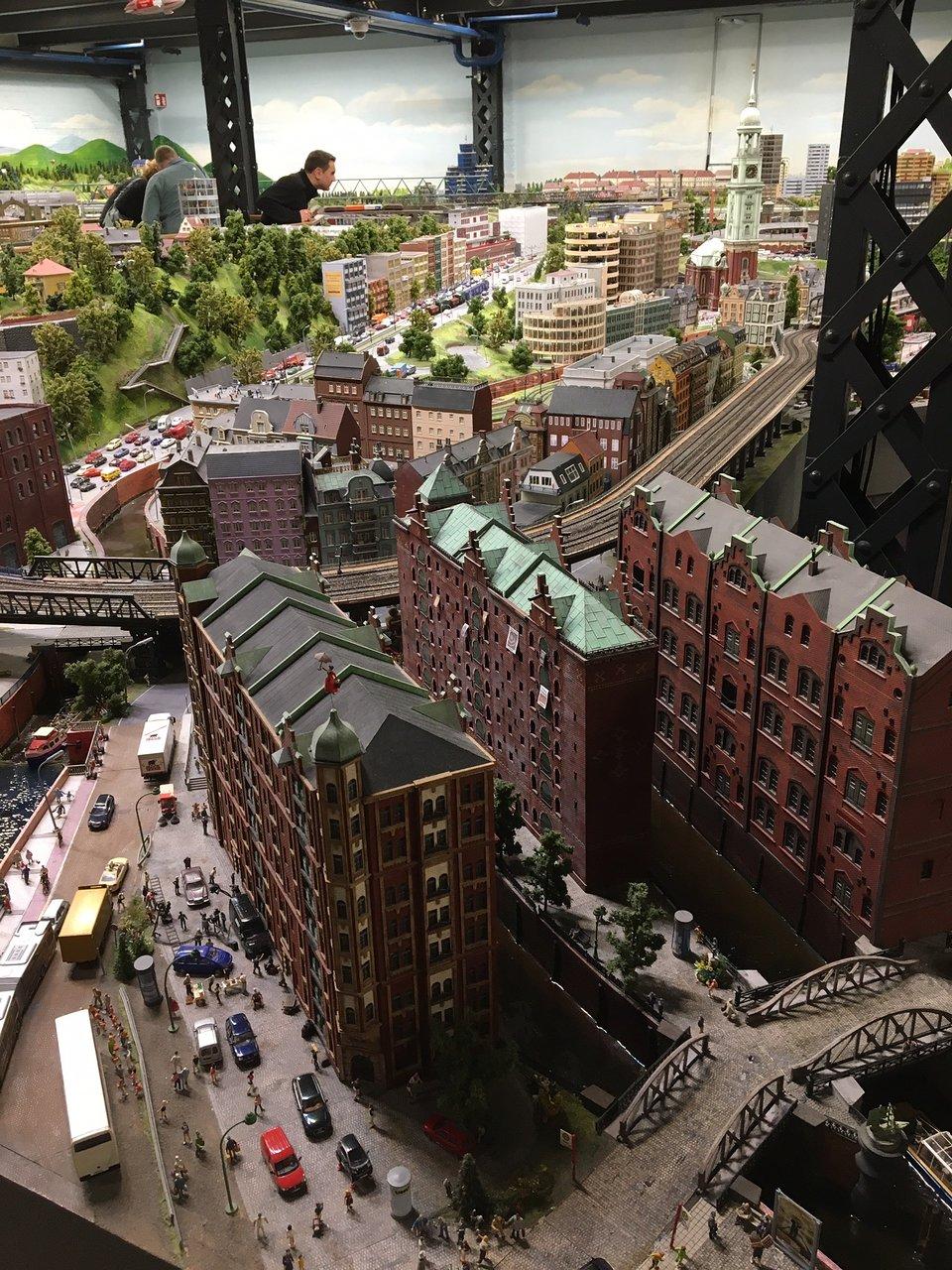hotel hamburg miniatur wunderland