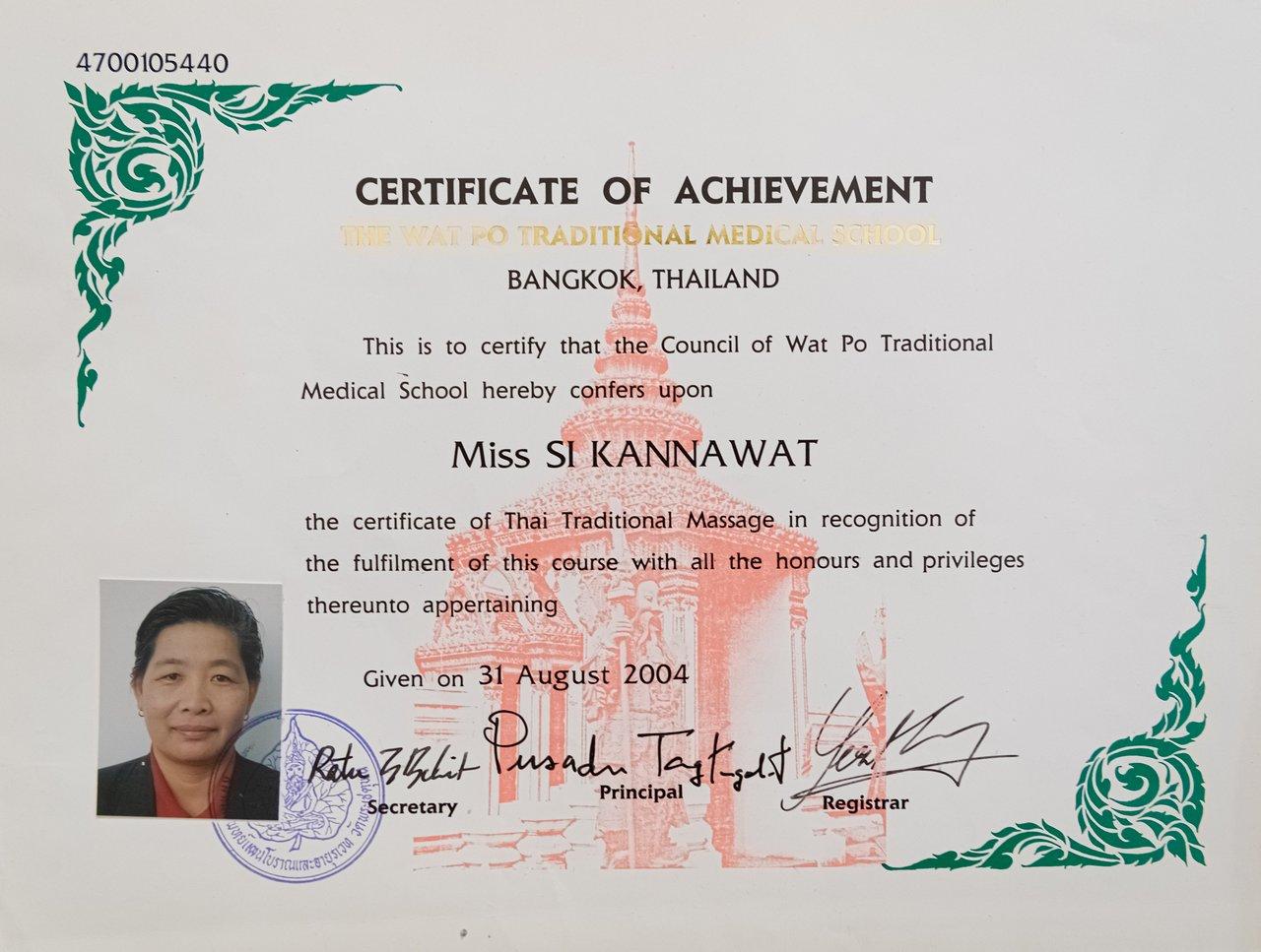 ladies-forum thai massage