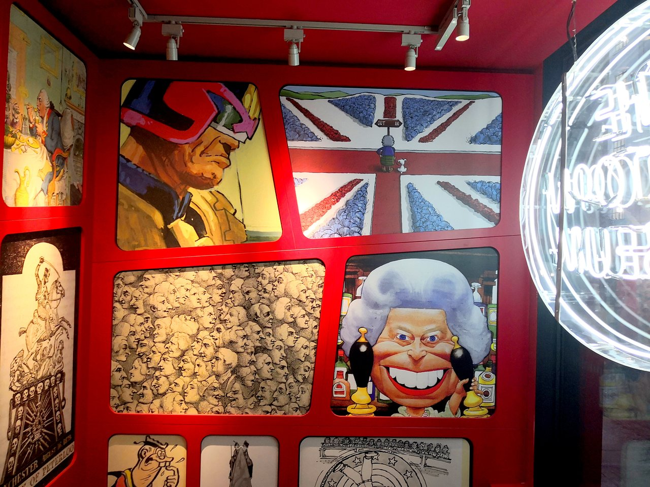 The Cartoon Museum London 2021 All You Need To Know Before You Go With Photos Tripadvisor