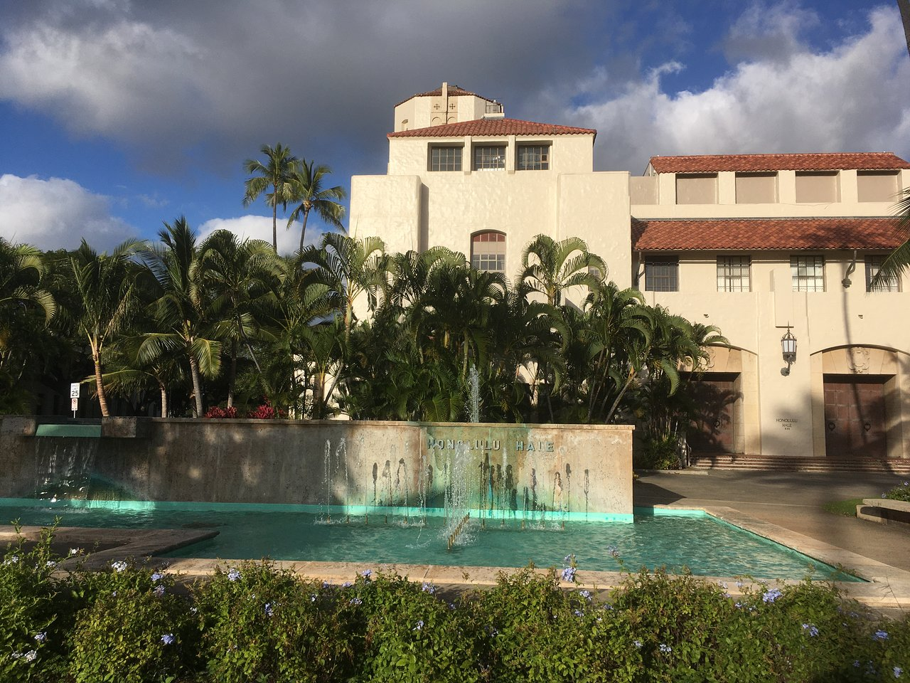 Contea Di Honolulu Hawaii honolulu hale (city hall) - tripadvisor