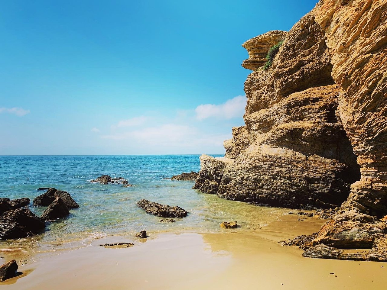 Crystal Cove State Park Laguna Beach