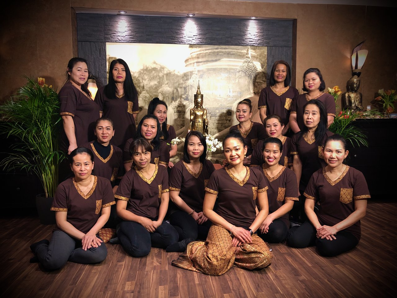 Thaimassagegruppen