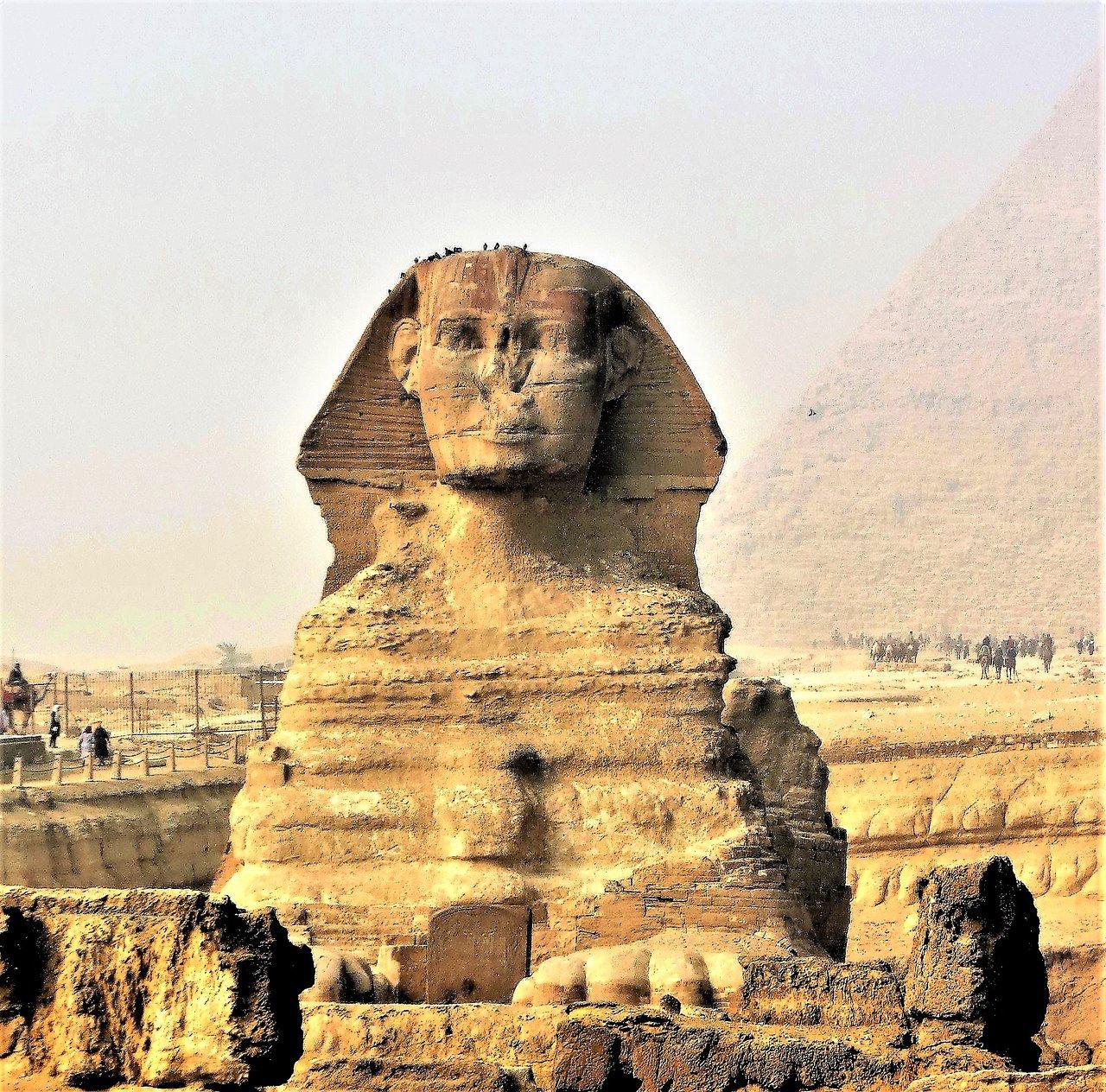 Grosse Sphinx Gizeh Aktuelle 2020 Lohnt Es Sich Mit Fotos