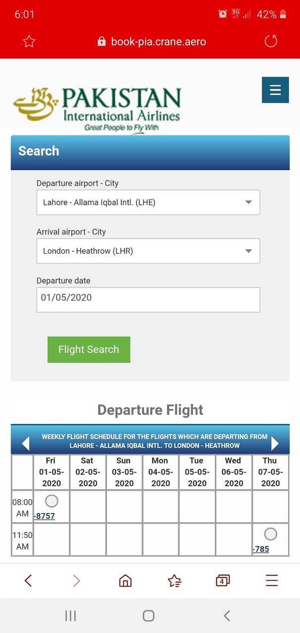Pakistan International Airlines Flights and Reviews (with photos) -  Tripadvisor
