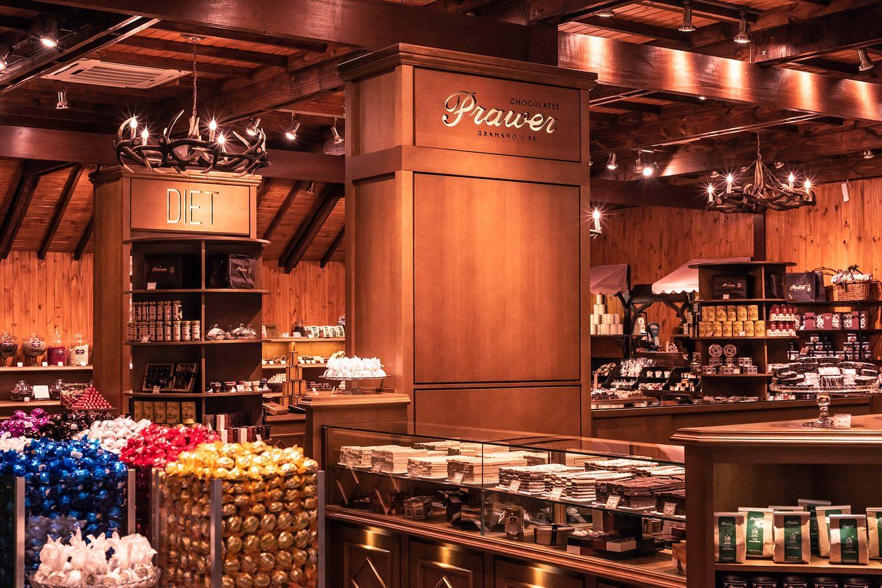 Loja de Fábrica Prawer – foto de Chocolates Prawer Gramado - Tripadvisor