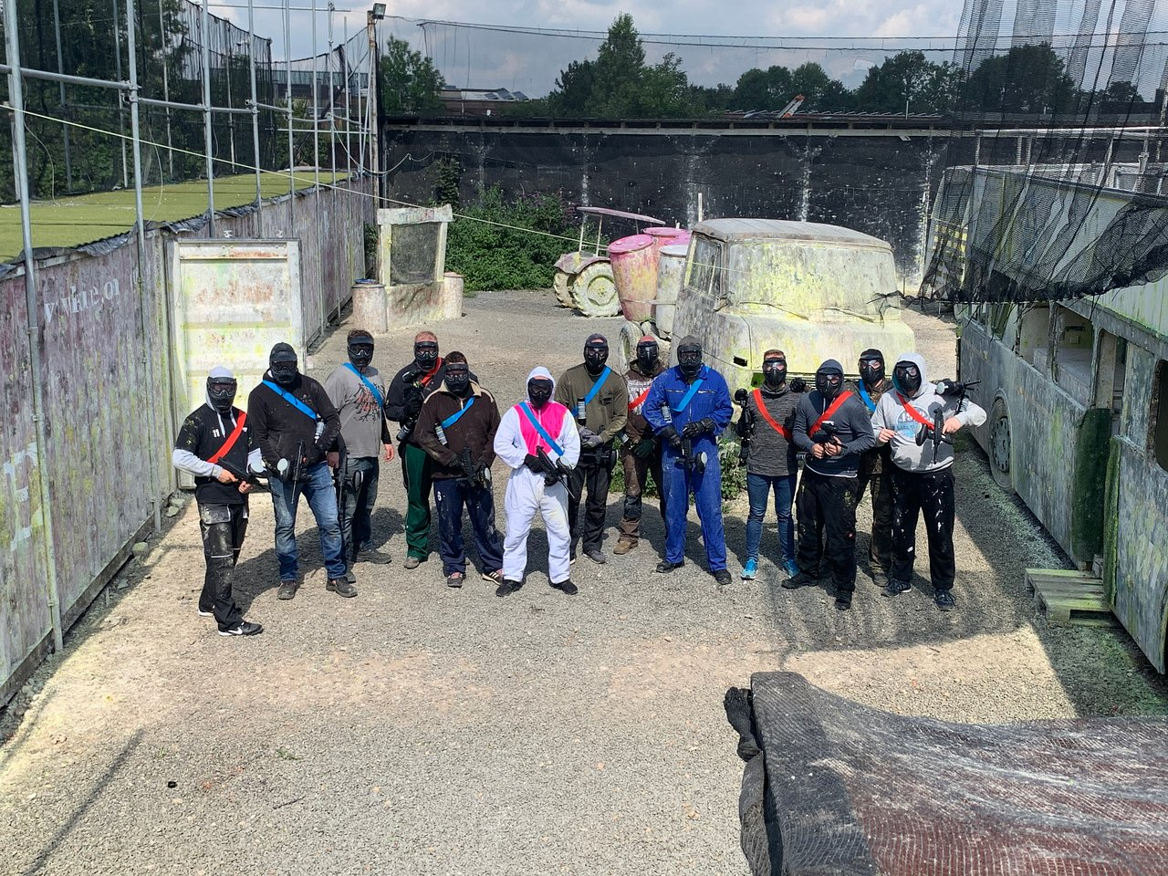 Playpaintball Lost City Monchengladbach 2020 All You Need To Know Before You Go With Photos Monchengladbach Germany Tripadvisor