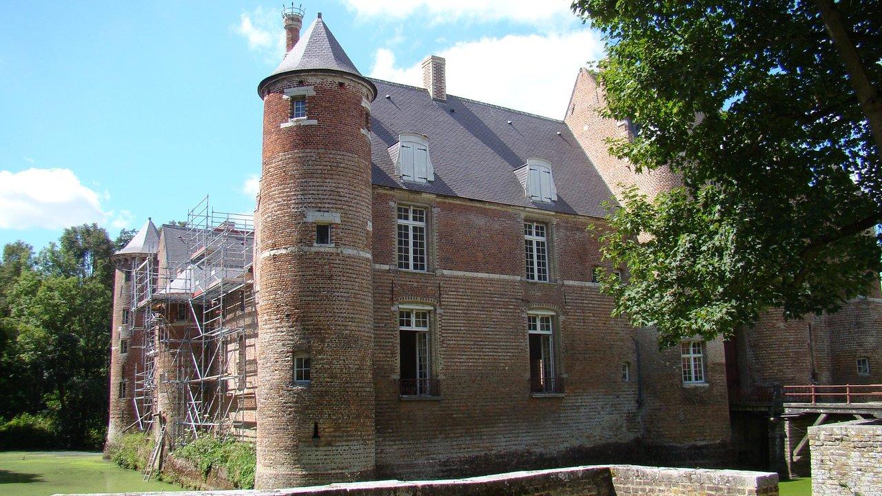 Château d'Esquelbecq aout 2020 - Picture of Château d'Esquelbecq - Tripadvisor