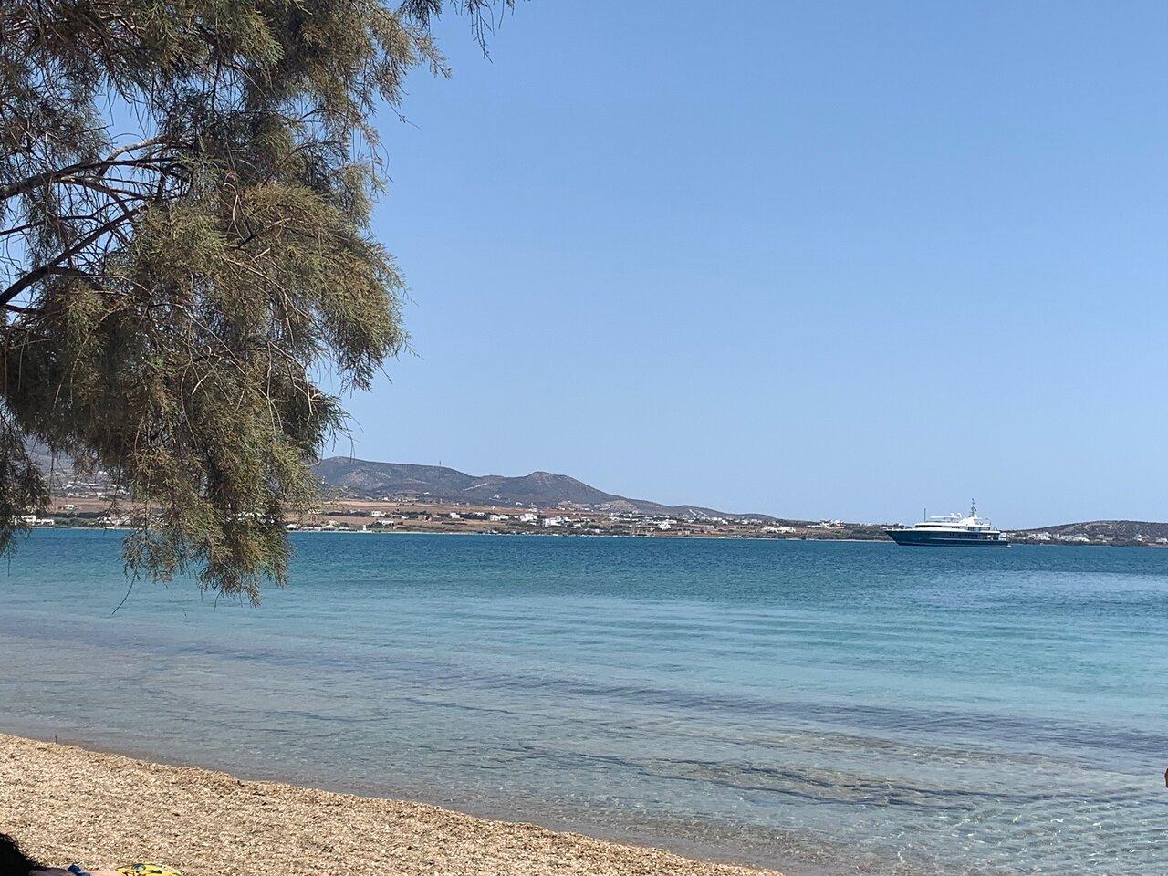 Παραλία Ψαραλυκή (Αντίπαρος, Ελλάδα) - Κριτικές