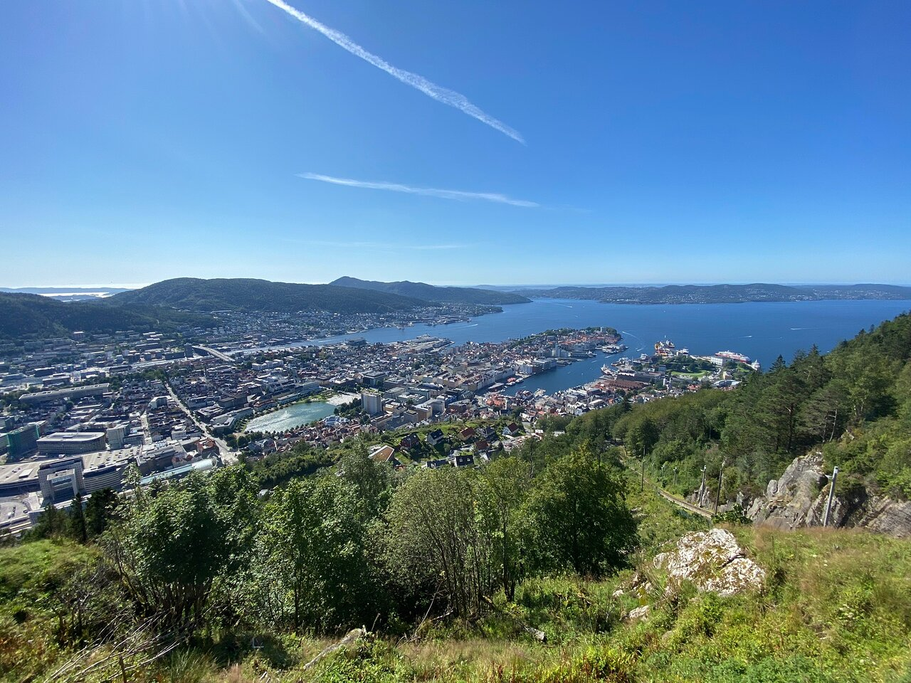 Mount Floyen and the Funicular (Bergen): AGGIORNATO 2020