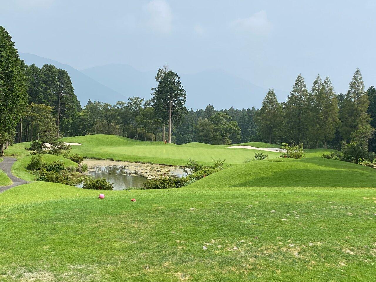 ゴルフ 箱根 コース 天気 湖畔