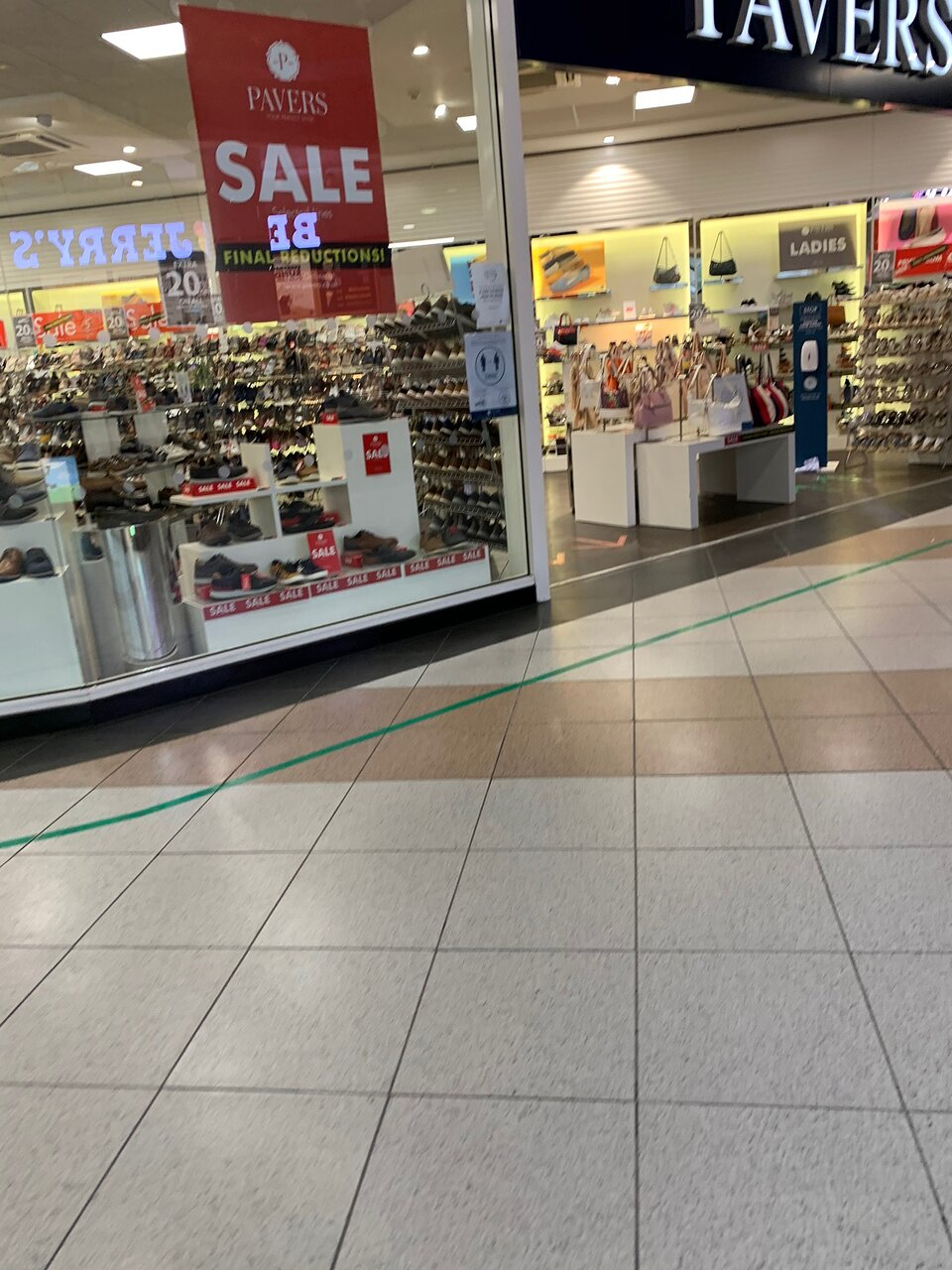 shoes blanchardstown shopping centre