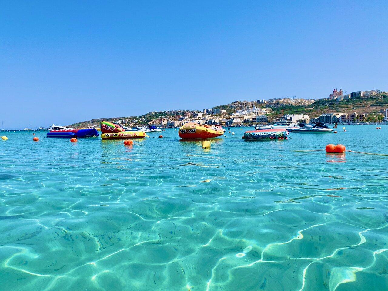 Spiaggia di Ghadira - Picture of Ghadira Bay, Island of Malta - Tripadvisor